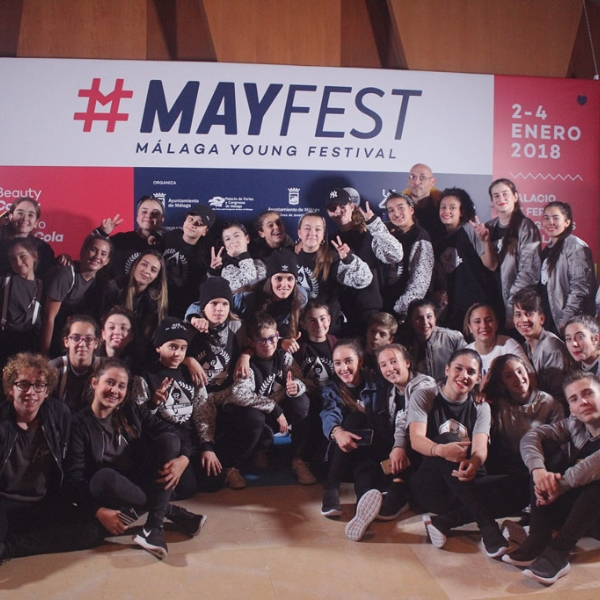 Grupo 'Dflow Dance' MayFest 2018